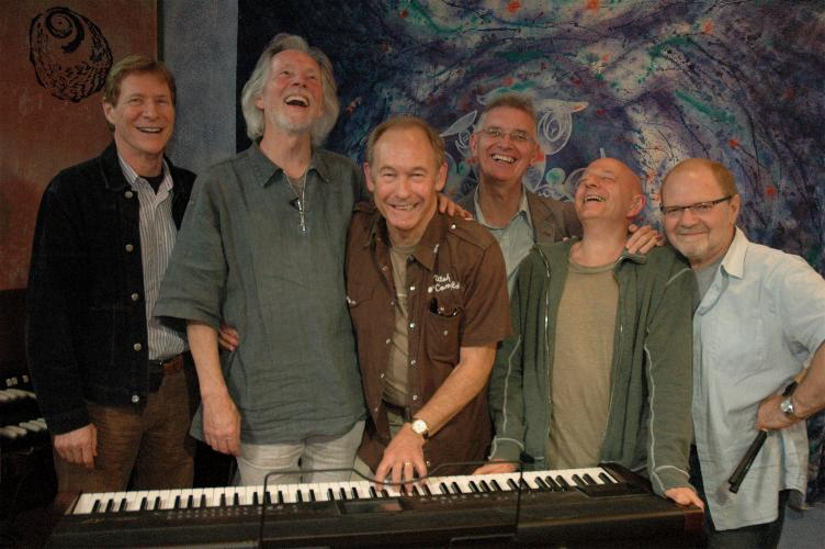 2009 -Manfred Mann band